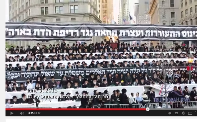 Clearly explained why Orthodox Jews refuse to serve in IDF - YouTube.clipular