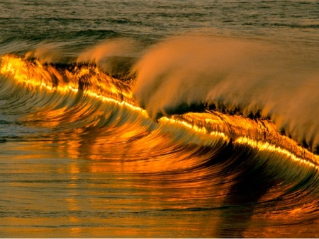Gold tsunami wave is coming!