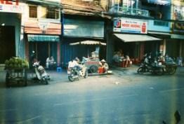 A44 Streetside stalls.