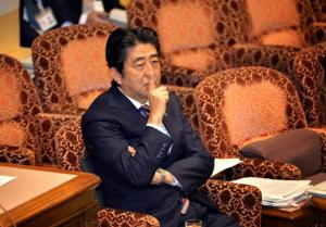 Abe- Japan