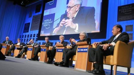 elite globalists meet in Davos