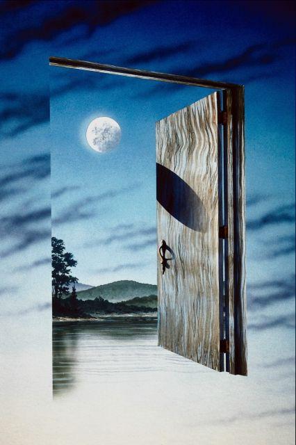 The door to a spiritual journey is always open...
