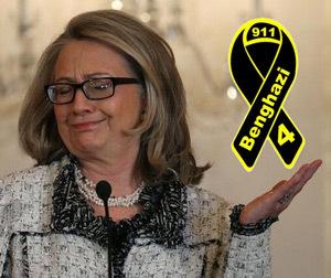 hillary 9 11 Benghazi
